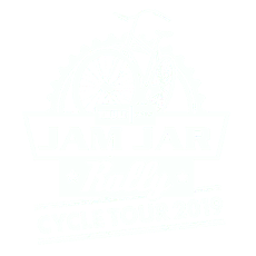 Jam Jar Rally Cycle Logo